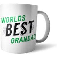 World's Best Grandad Mug - Grandad Gifts