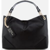 Karl Lagerfeld Womens K/Slouchy Shopper Bag - Black