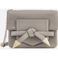 Karl Lagerfeld Womens K/Rocky Bow Cross Body Bag - Sand Stone