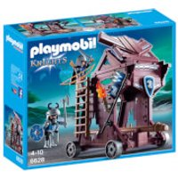 playmobil-knights-eagle-knights-attack-tower-6628