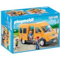 Playmobil City Life: School Van (6866) - School Gifts