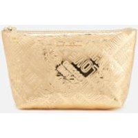 love-moschino-women-metallic-embossed-logo-cosmetic-bag-gold