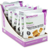 Skinny Protein Bites - 6 x 25g - Box - Cheese and Onion