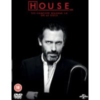 House - Complete Season 1-8