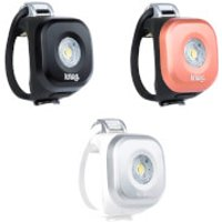 Knog Blinder Mini Dot Rear Light - Silver