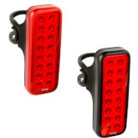 Knog Blinder Mob V Kid Grid Rear Light - Red
