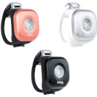 Knog Blinder Mini Dot Front Light - Silver