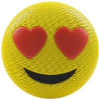 Jam Audio Jamoji Love Emoji Portable Wireless Bluetooth Speaker