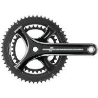 Campagnolo Potenza 11 Speed HO Ultra Torque Chainset - Black - 53-39T x 175mm - Black