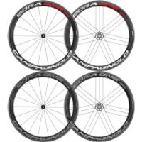 Campagnolo Bora One 50 Clincher Wheelset 2018 - Campagnolo - Dark Label