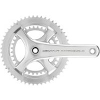 Campagnolo Centaur 11 Speed Ultra Torque Chainset - Silver - 52-36T x 175mm - Silver