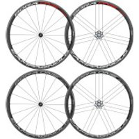 Campagnolo Bora One 35 Tubular Wheelset 2018 - Campagnolo - Dark Label