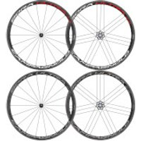 Campagnolo Bora Ultra 35 Clincher Wheelset 2018 - Shimano/SRAM - Bright Label