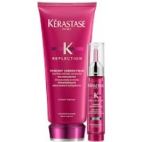 Krastase Reflection Fondant Chromatique 200ml & Touche Chromatique - Cool Brown 10ml