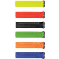 Lizard Skins Danny Macaskill Single Sided Lock-On Grips - Neon