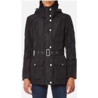 Barbour International Women's Outlaw Jacket - Black - UK 8 - Black
