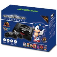 SEGA Mega Drive Mini HD With Wireless Controllers - Video Games Gifts