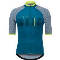 Santini La Vuelta 2017 Stage 15 Granada Jersey - Teal Blue - XL