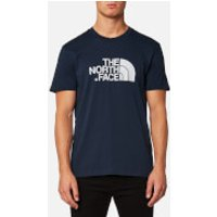The North Face Mens Short Sleeve Easy T-Shirt - Navy - M - Blue