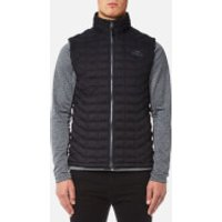 The North Face Mens Thermoball Vest - TNF Black Matte - XXL - Black