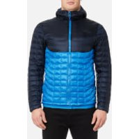 The North Face Mens Thermoball Hoody - Blue Aster/Urban Navy - XL - Blue