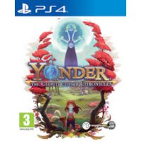 Yonder: The Cloud Capture Chronicles