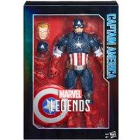 Marvel Legends Avengers: Captain America 12 Inch Action Figure