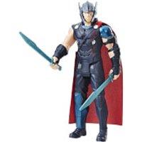 Marvel Avengers Thor: Ragnarok Thor Electronic Action Figure - Iwoot Gifts