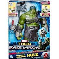 Marvel Avengers Thor: Ragnarok Hulk Interactive Electronic Action Figure - Iwoot Gifts