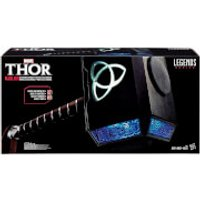 Hasbro Marvel Legends Thor Mjolnir Hammer Electronic Prop Replica - Electronic Gifts