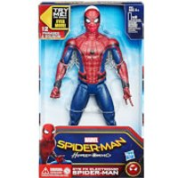 Marvel Spider-Man: Homecoming Eye FX Electronic Spider-Man Action Figure - Electronic Gifts