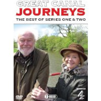 Great Canal Journeys - The Best of Series 1-2 (Prunella Scales & Timothy West)