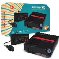 Hyperkin RetroN 1 HD Gaming Console - Black - Game Gifts