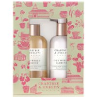 Crabtree & Evelyn Jasmine Body Care Duo 300ml