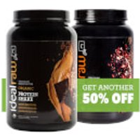 Organic Protein - Buy One Get One 50% Off - Child