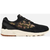 Asics Lifestyle Men's Gel-Kayano Trainers - Black/Martini Olive - UK 8 - Black