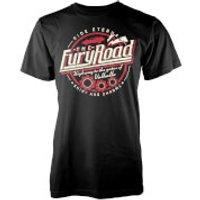 Fury T-Shirt - Black - XL