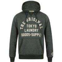 Tokyo Laundry Men´s Timberfield Hoody - Hunter Green - M - Grün