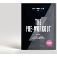 THE Pre-Workout™ (Sample) - 1servings - Pineapple Grapefruit
