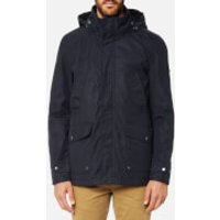 Joules Mens Waterproof Field Coat with Quilted Lining - Marine Navy - S - Navy