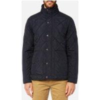 Joules Men's Short Length Quilted Jacket - Marine Navy - S - Navy