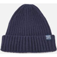 Joules Mens Bamburgh Beanie Hat - Midnight