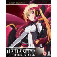Undefeated Bahamut Chronicle Collection