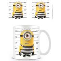 Despicable Me 3 Coffee Mug (Line Up Minion) - Minion Gifts