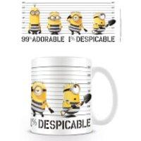 Despicable Me 3 Coffee Mug (Line Up)
