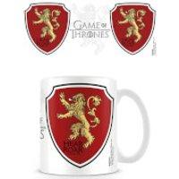 Game of Thrones Coffee Mug (Lannister)