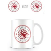 Game of Thrones Coffee Mug (Mother of Dragons)