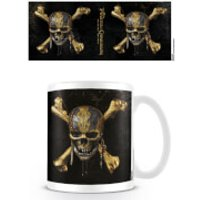 Pirates of the Caribbean Coffee Mug (Skull) - Pirates Gifts