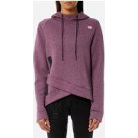 Reebok Womens CrossFit Hoody - Washed Plum - L - Purple