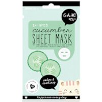 Oh K! Cucumber Sheet Mask 23ml